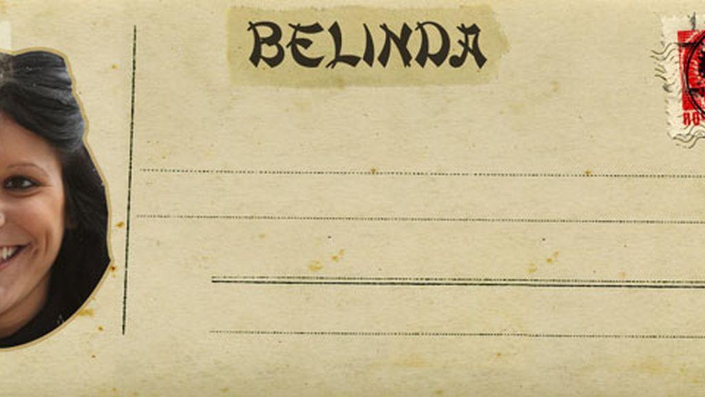 Belinda, teleoperadora