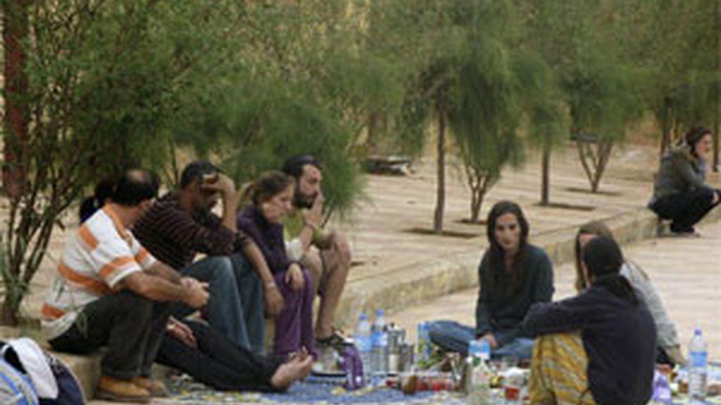 Los secuestradores podrían pertenecer a una rama de Al Qaeda en el Magreb. Vídeo: Informativos Telecinco.