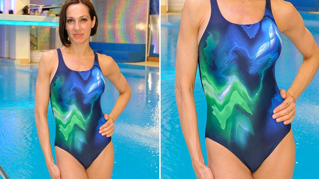 Natalia Millán: la nadadora psicodélica