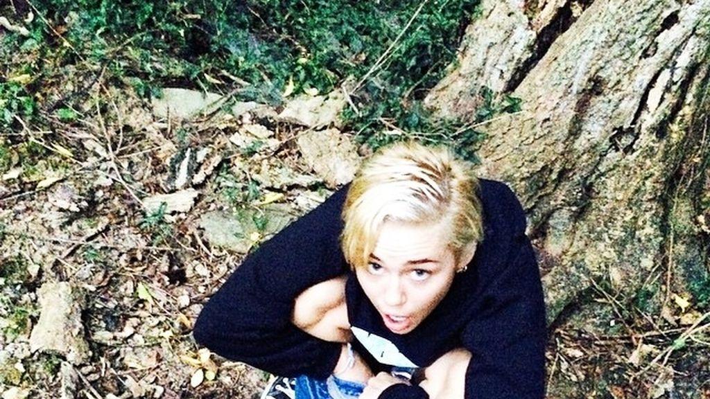 Miley Cyrus vuelve a generar polémica en las redes sociales