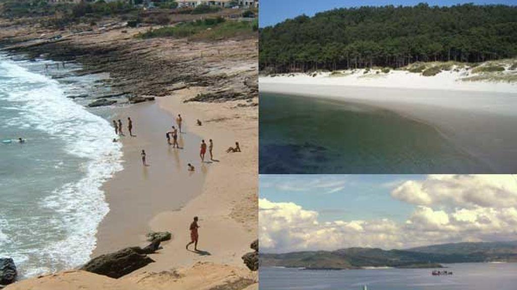 Praia de Rodas (Islas Cíes, Galicia)