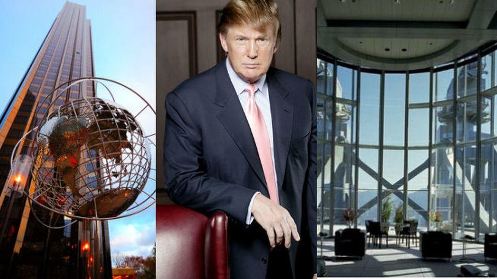 Donald Trump, Feng Shui hasta en los elementos exteriores