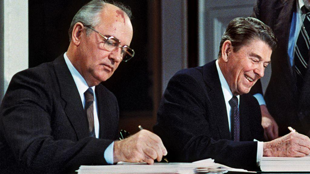 Las reformas de Gorbachov y el deshielo de la tensión