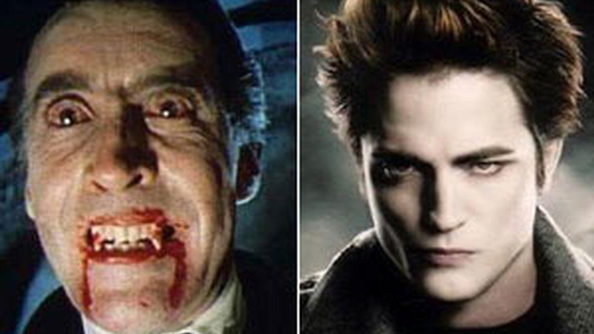 Los vampiros ahora son más atractivos.