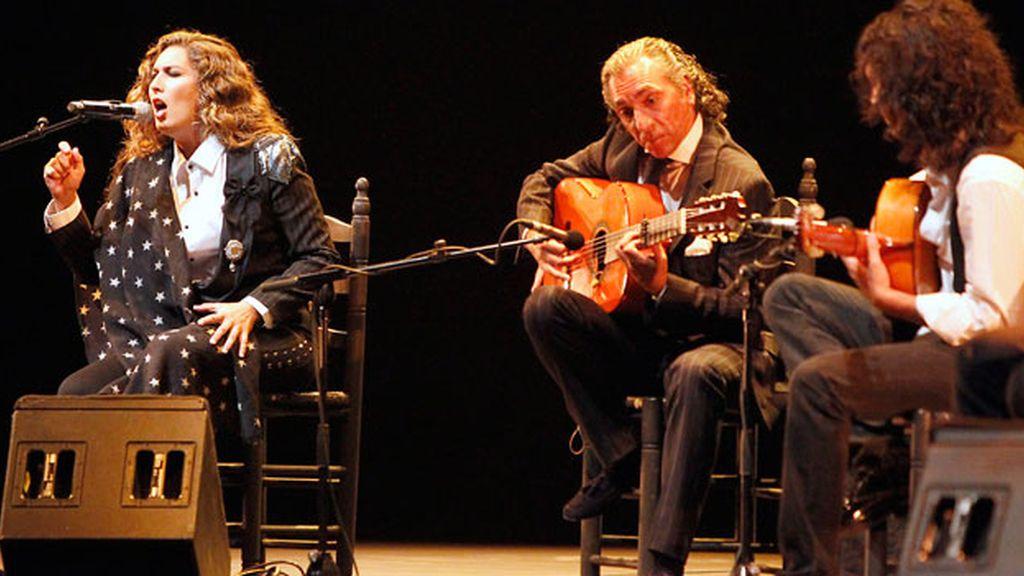 Estrella Morente vuelve a los escenarios con su cuarto álbum tras seis años de silencio discográfico