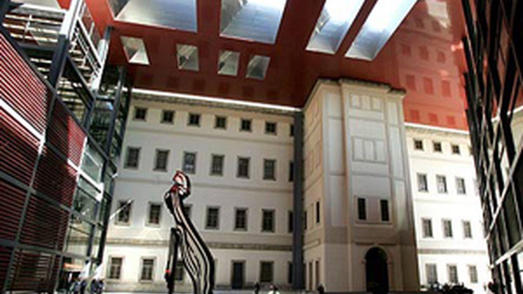 El Museo Reina sofía será gratis estos dias: Foto:EFE