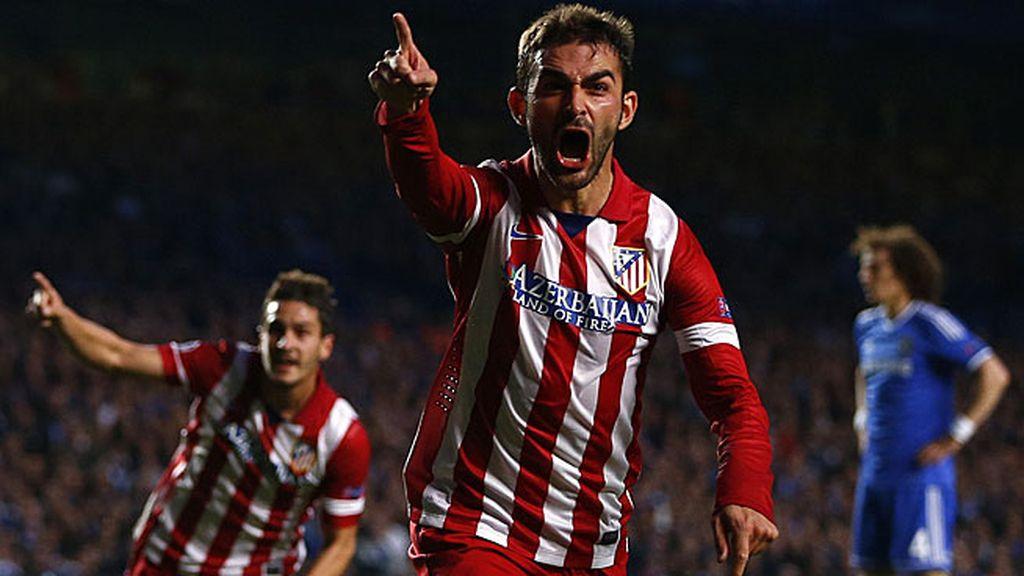 Adrián marca en Stamford Bridge