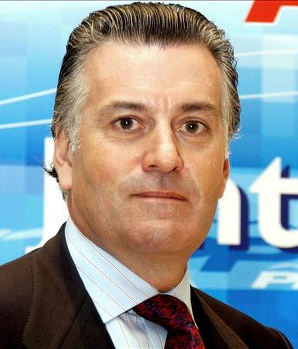 El tesorero y senador del PP, Luis Bárcenas. EFE/Archivo