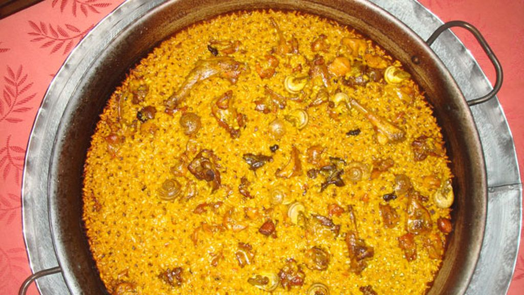 ¡La mare de Deu! ¡Cómo está el arroz de Josefina!