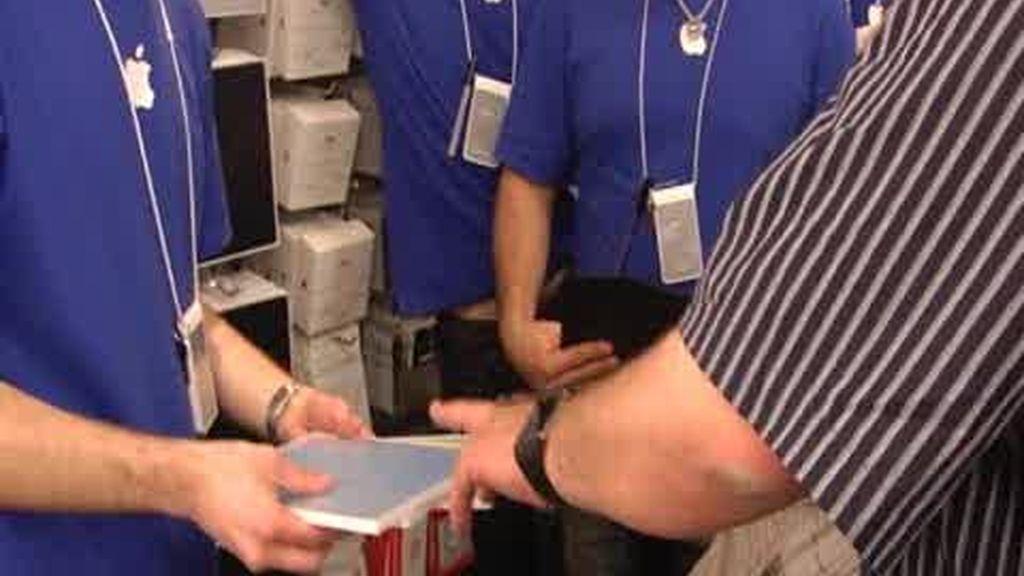El iPad 2 ya está a la venta