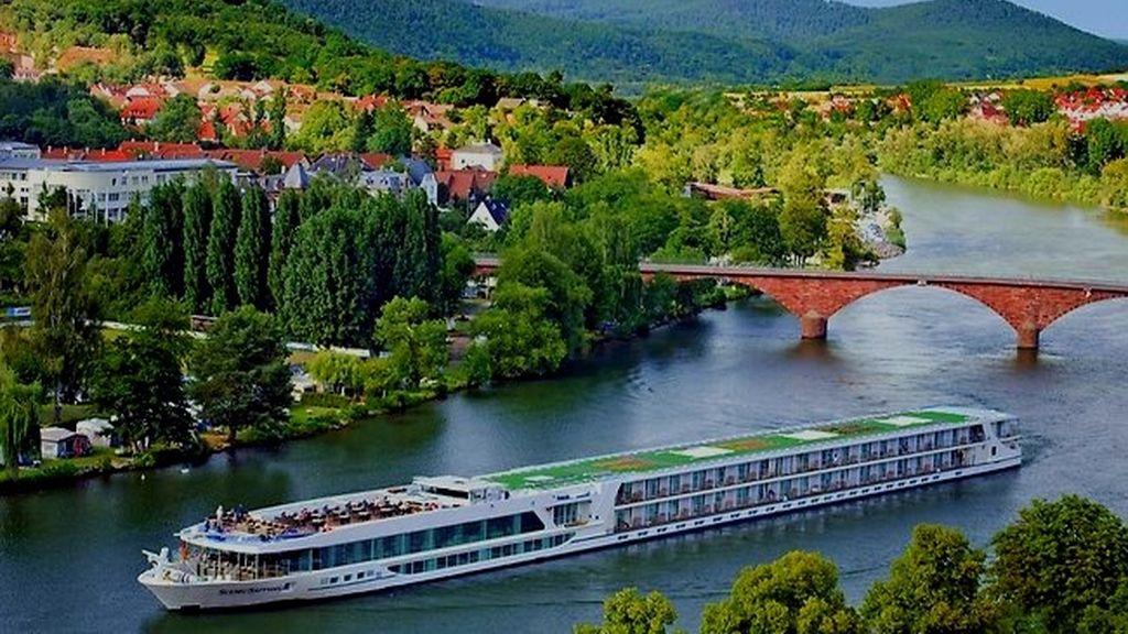 Crucero por en Danubio (Alemania, Bulgaria, Austria, Eslovaquia, Hungría, Croacia, Serbia, Rumania, Moldavia)