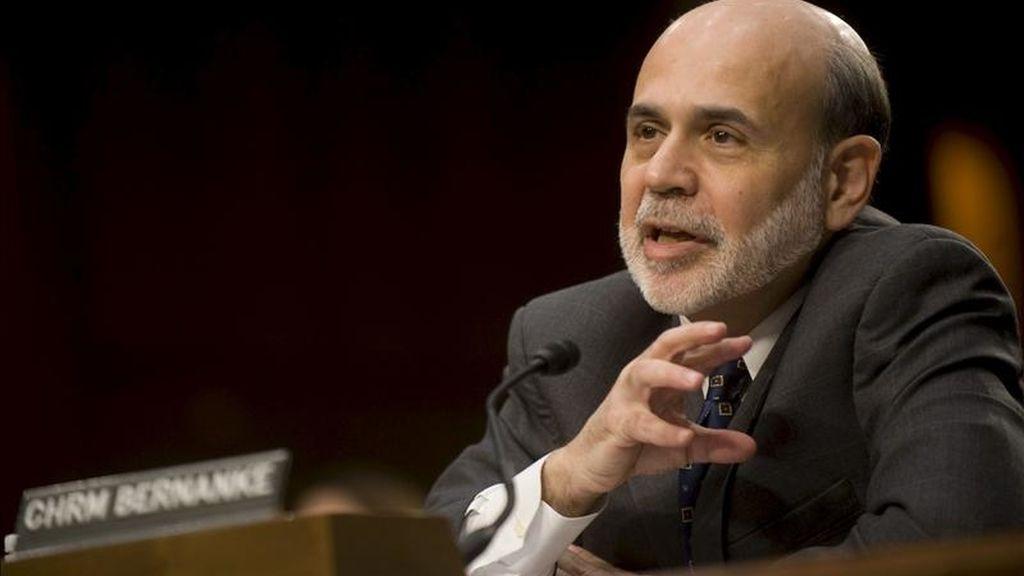 """""""Vemos que la economía se está fortaleciendo. Ha mejorado en los últimos meses"""", señaló Bernanke en un foro con pequeñas empresas en el estado de Virginia, contiguo a la capital estadounidense. EFE/Archivo"""