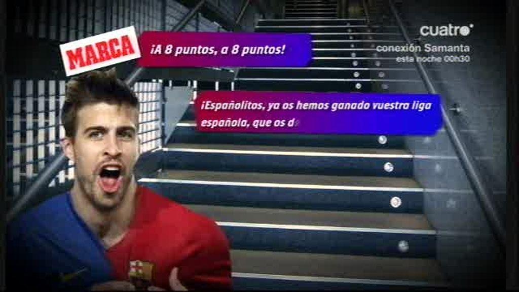 Piquetazos al Madrid
