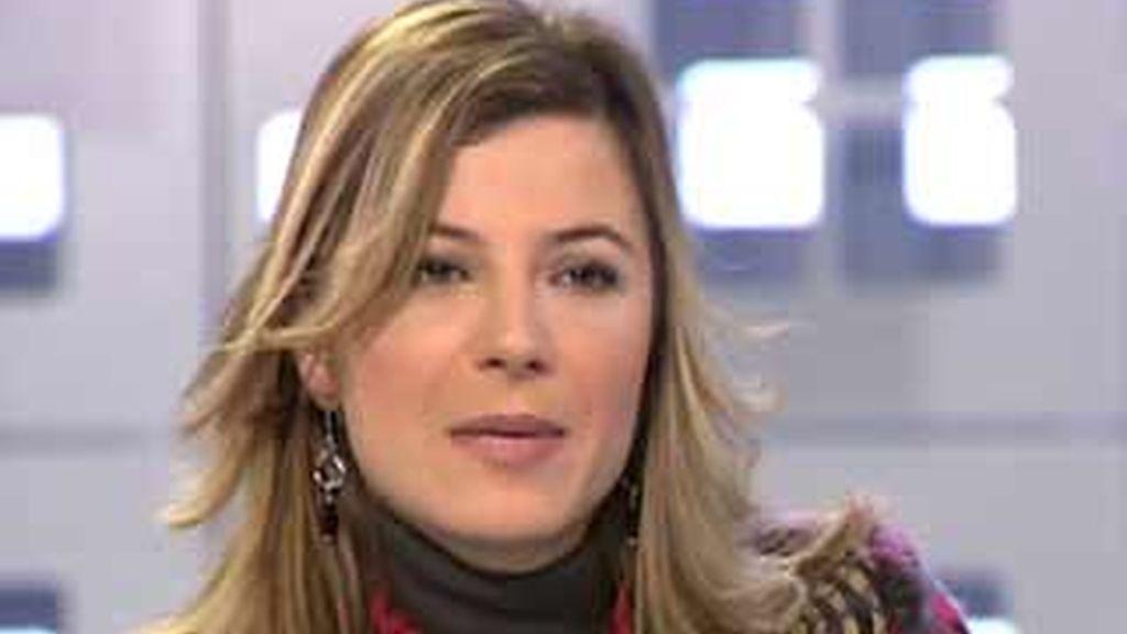 La ministra de Igualdad, Bibiana Aído, en La Mirada Crítica.