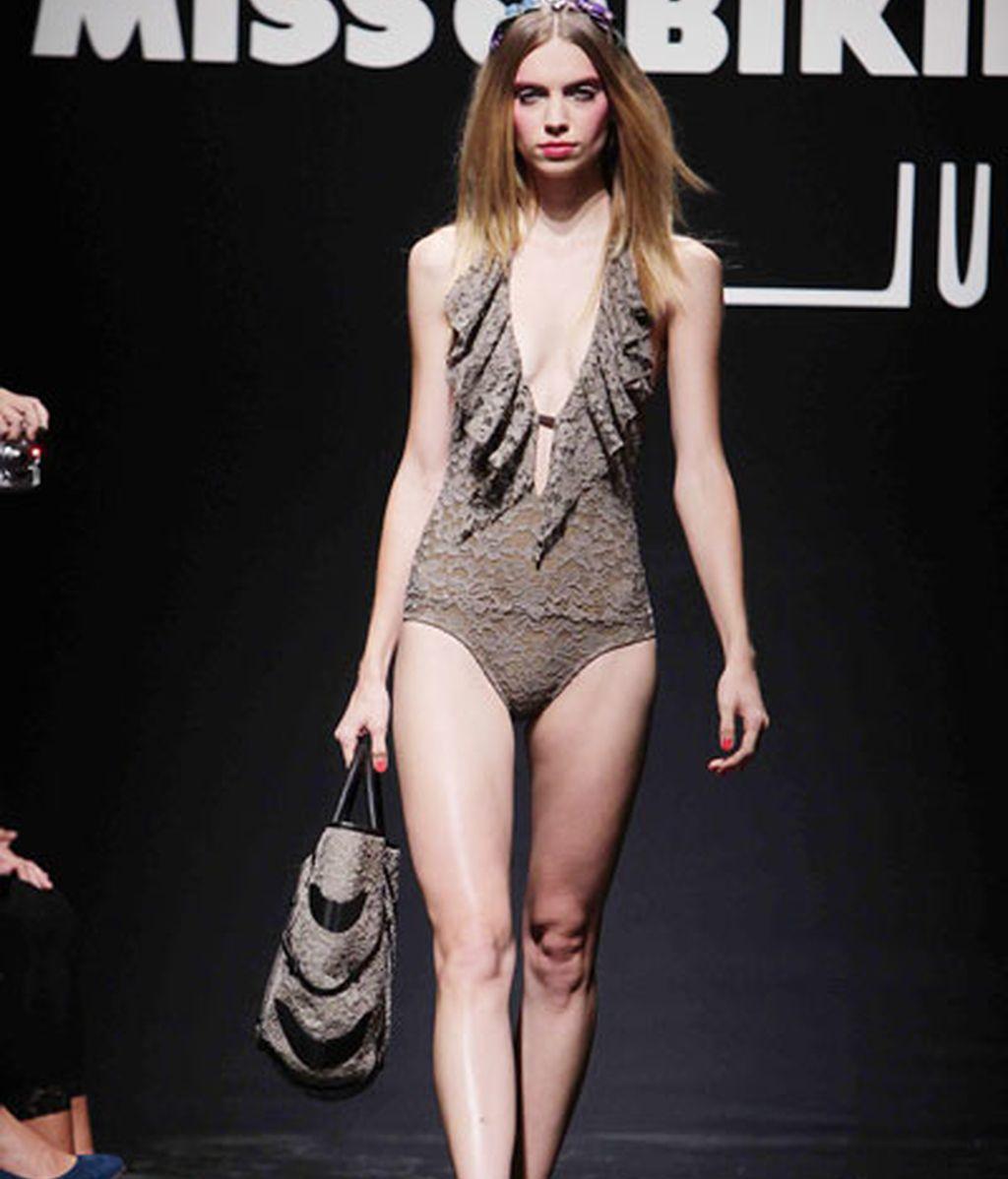 ¿Anorexia sobre la pasarela?
