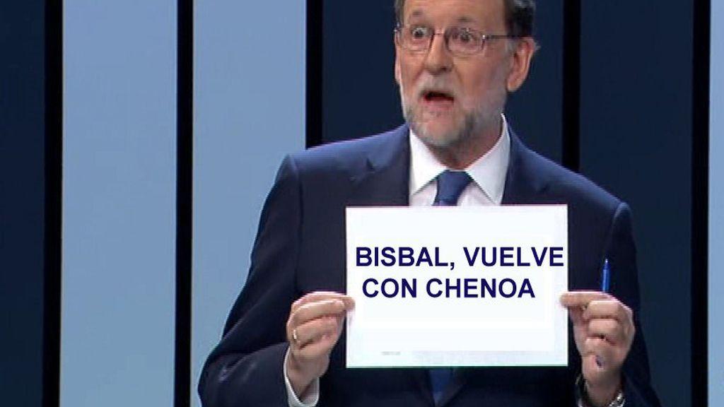 Bisbal chenoa