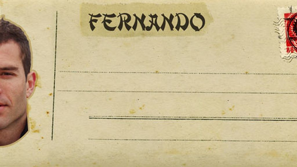 Fernando, banderillero