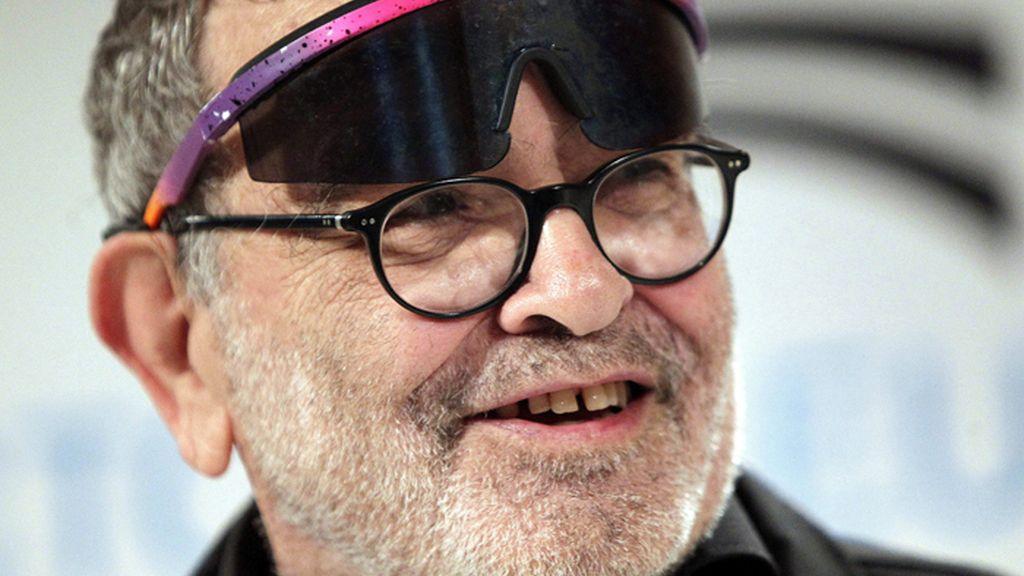 Fernando Arrabal, hospitalizado por un accidente cerebrovascular en París