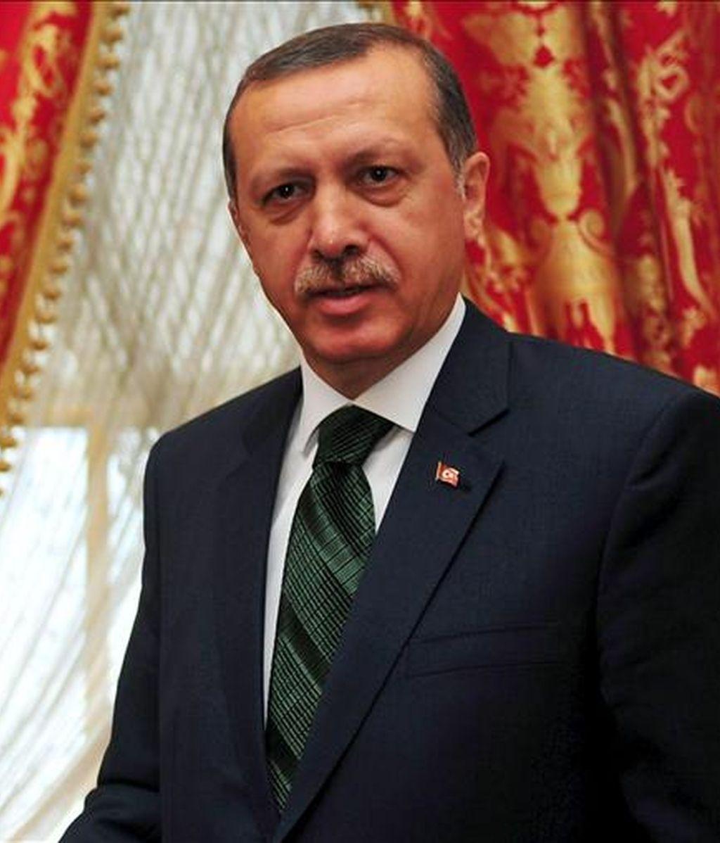 El primer ministro de Turquía, Recep Tayyip Erdogan. EFE/Archivo