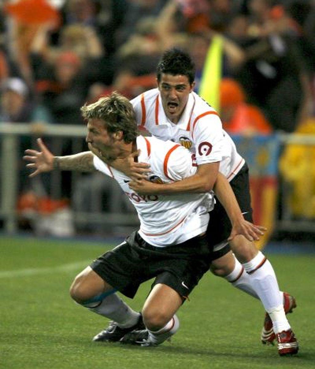 Valencia 2-0 Getafe