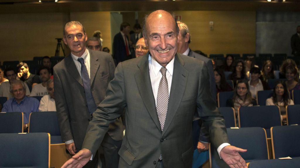 Conferencia de Miquel Roca en Palma de Mallorca
