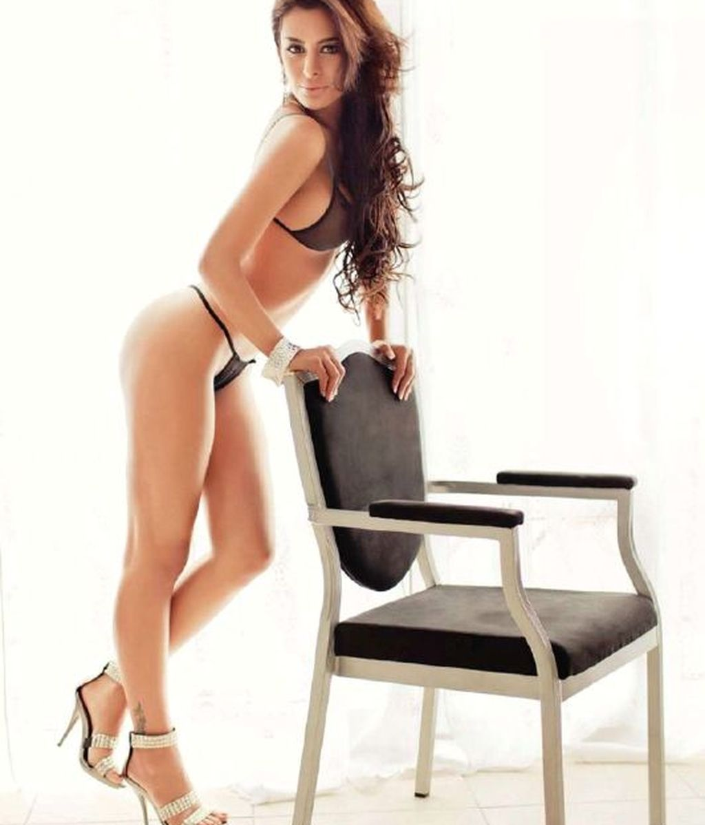 El desnudo mexicano de Larissa Riquelme