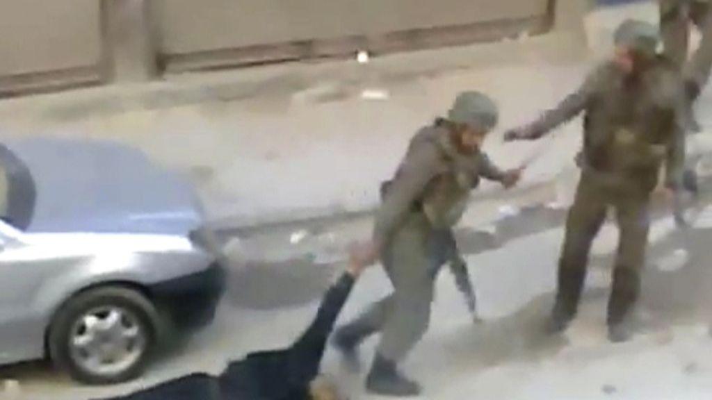 La represión se intensifica en Siria