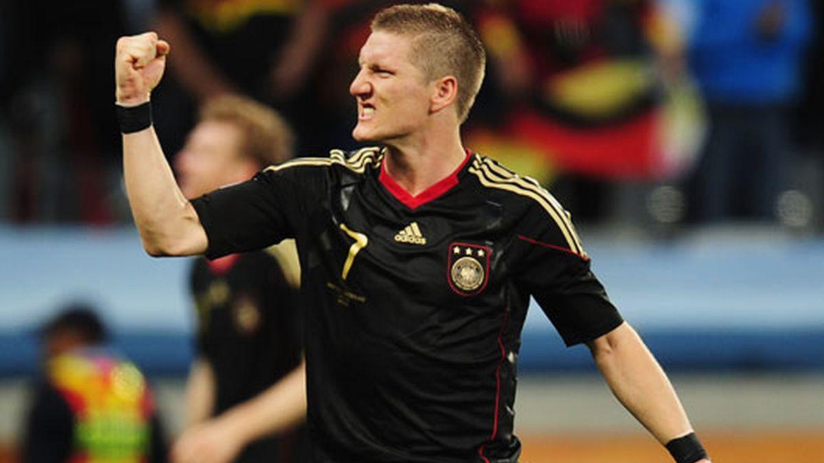 Schwensteiger quiere jugar contra España en las semifinales del Mundial