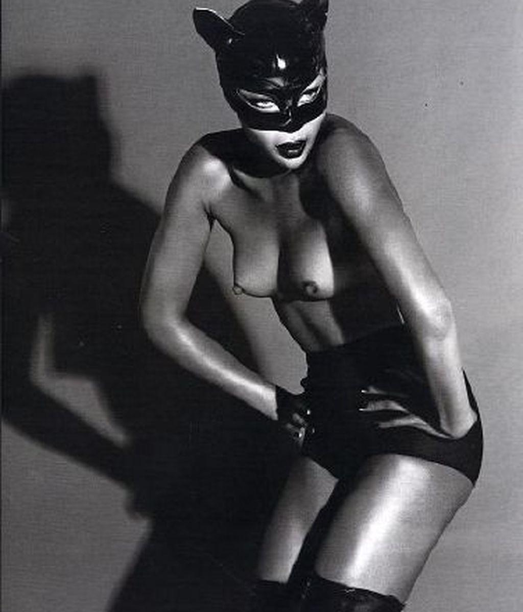 Naomi Campbell, diosa de ébano y de la inmortalidad