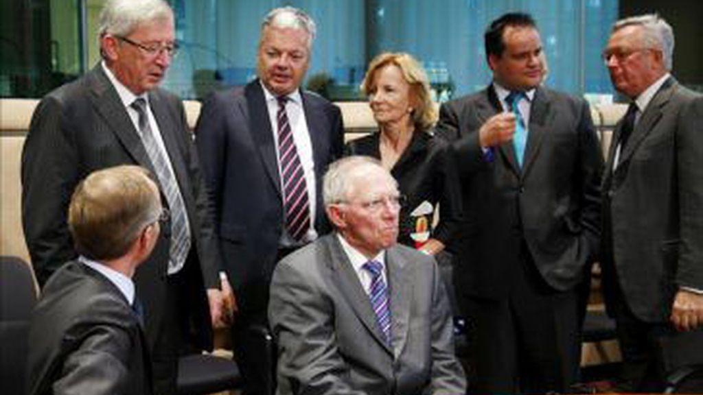 Los 27 debaten un posible estímulo limitado a cargo de Alemania y los países nórdicos