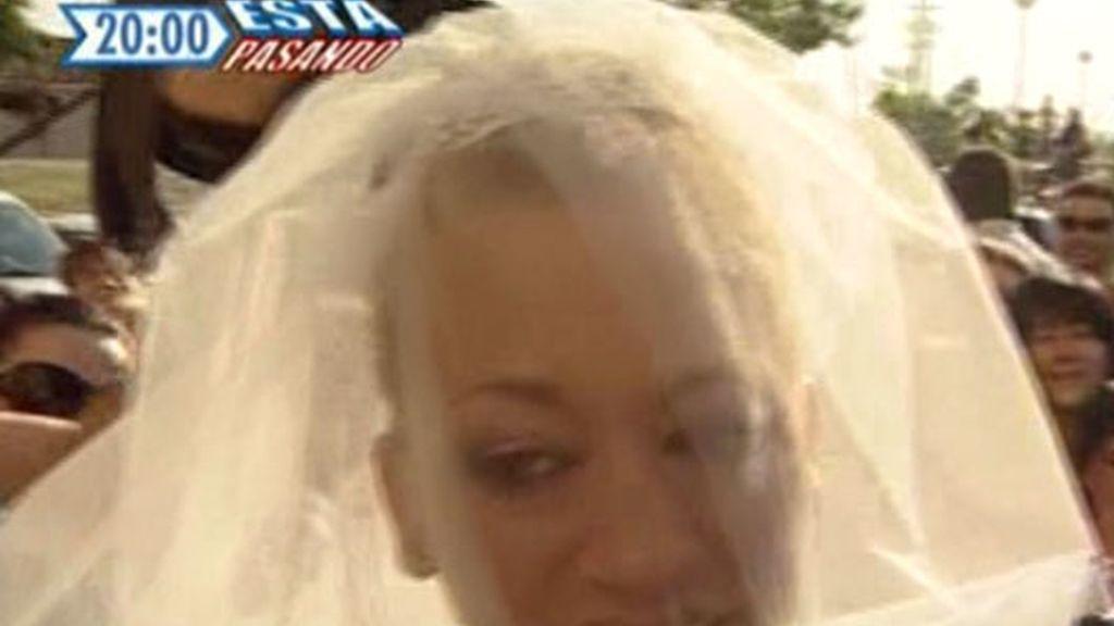 La felicidad de la novia