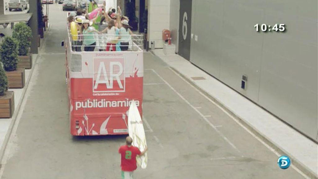 Tras un año de trabajo, el equipo de 'AR' pone rumbo a sus vacaciones