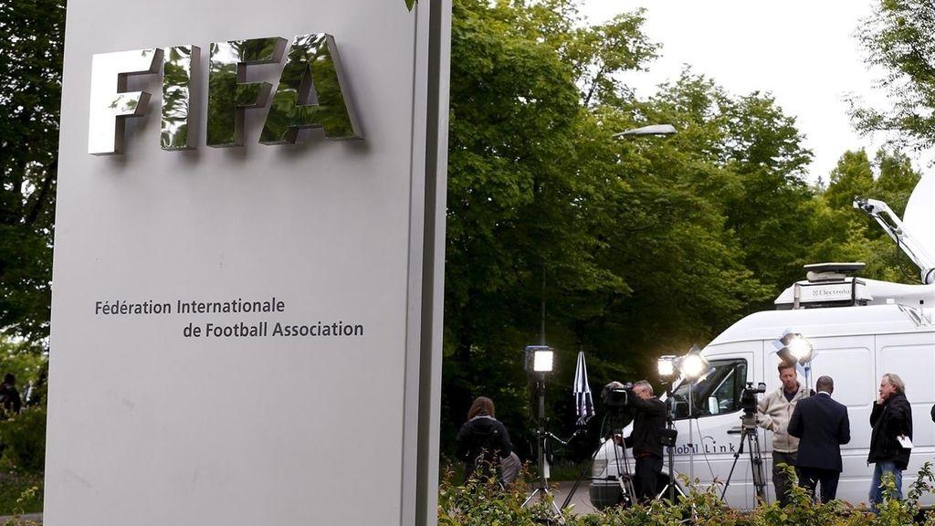 """La FIFA asegura que ha cumplido """"con todas las peticiones"""" de la Fiscalía suiza"""
