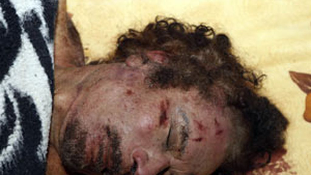 La autopsia la han realizado en Misrata
