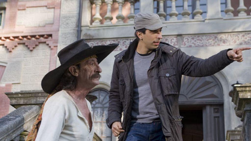 Primeras imágenes de 'Spanish movie'