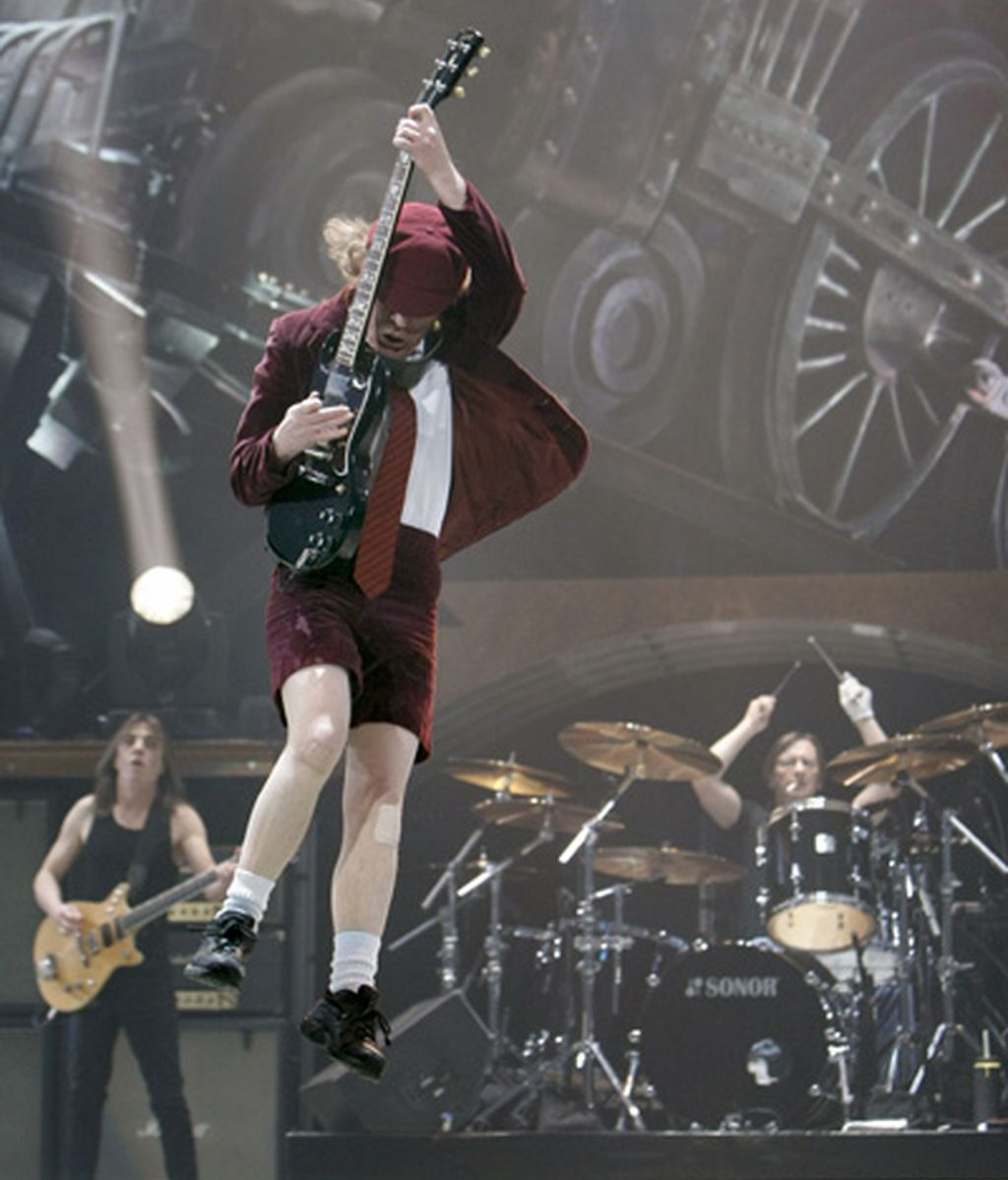 AC/DC amplía su leyenda en Madrid