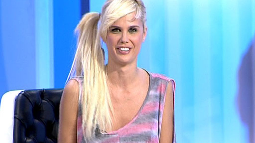 Miriam Sánchez: 'Miss Peinados'