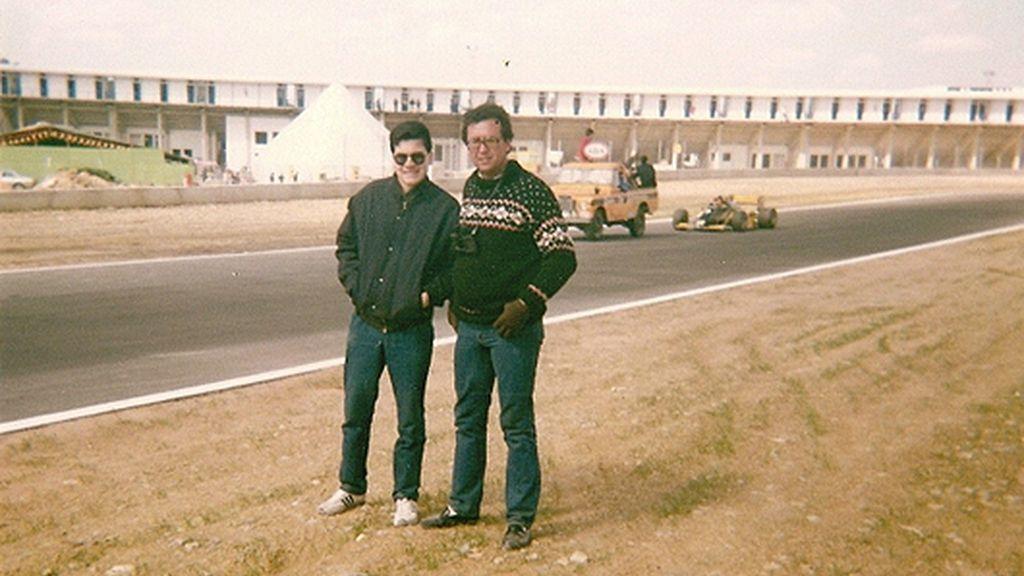 Así era la F1 en 1986