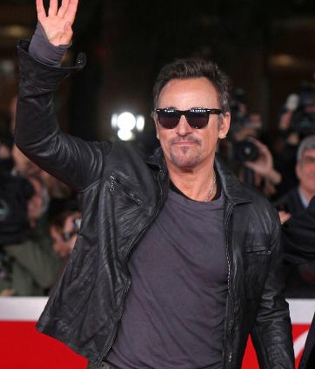 Bruce Springsteen, a tope de oxígeno