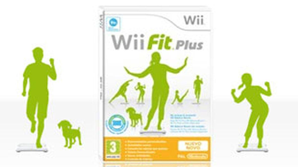 El nuevo Wii Fit Plus saldrá a la venta el próximo 30 de octubre. Foto: Nintendo.