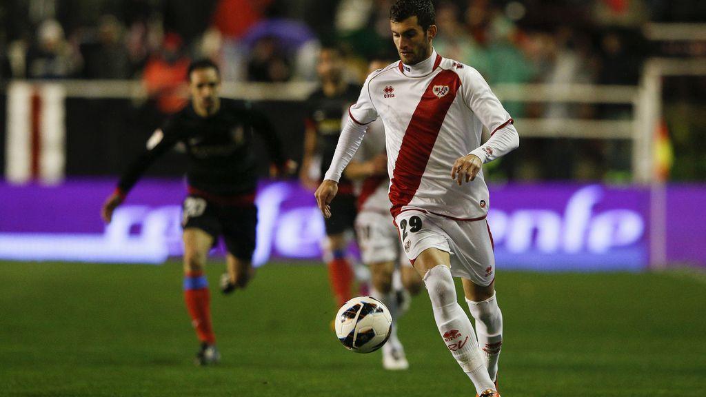 El brasileño Leo Baptistao, nuevo jugador del Atlético de Madrid