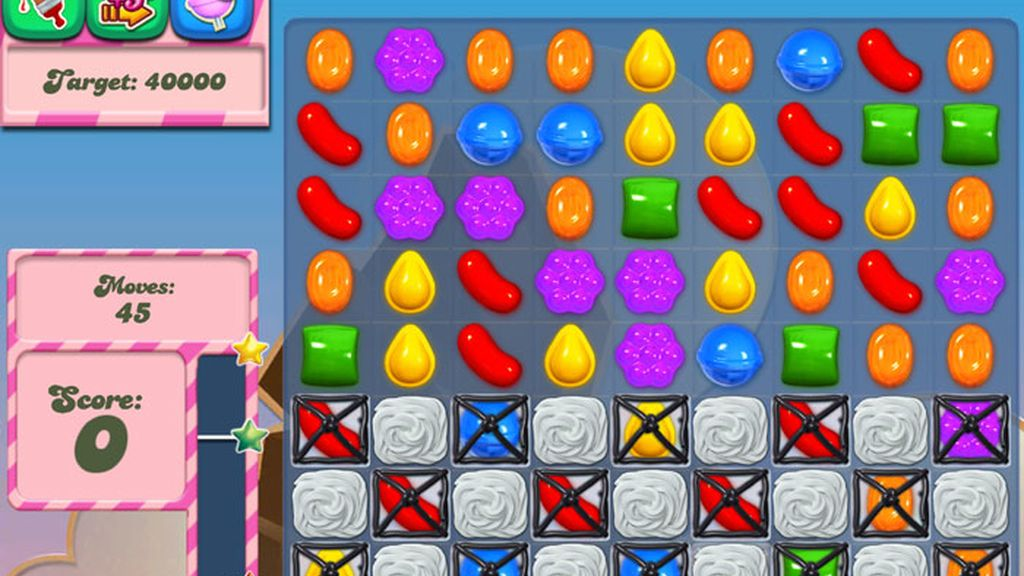 Candy Crush Saga,