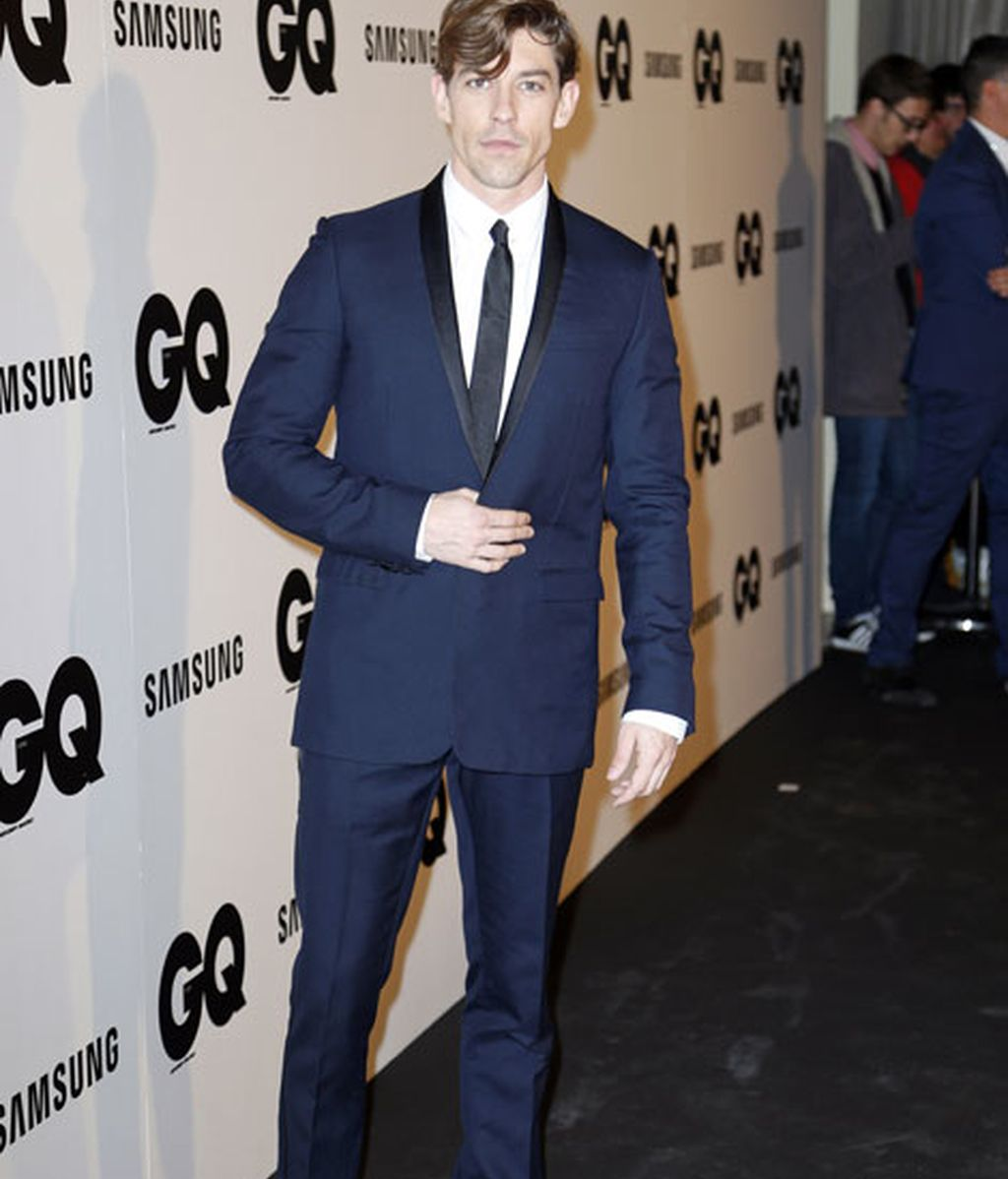 Premios Hombre GQ 2014