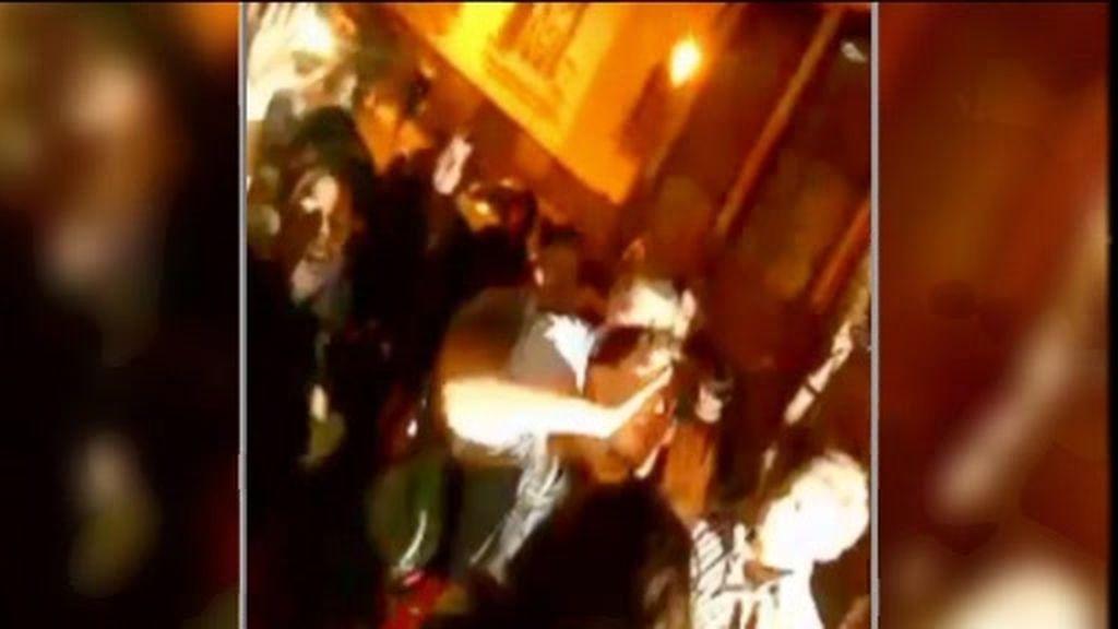 Gallardón abucheado en Madrid