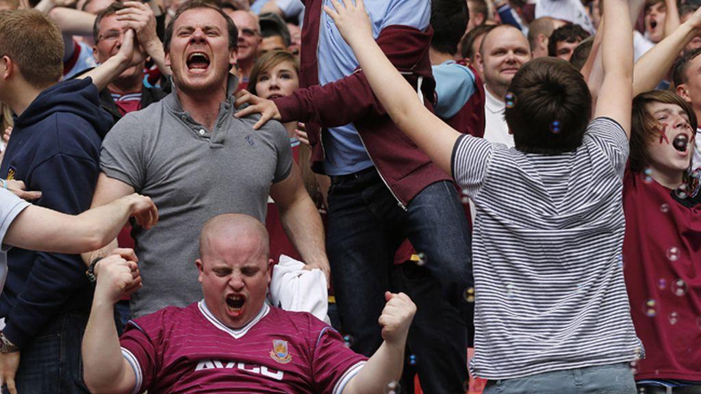 Aficionados del West Ham entonan cánticos antisemitas en otro revés para la Premier