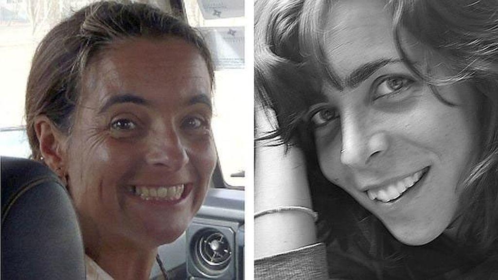 Montserrat Serra y Blanca Thiebaut fueron secuestradas el viernes