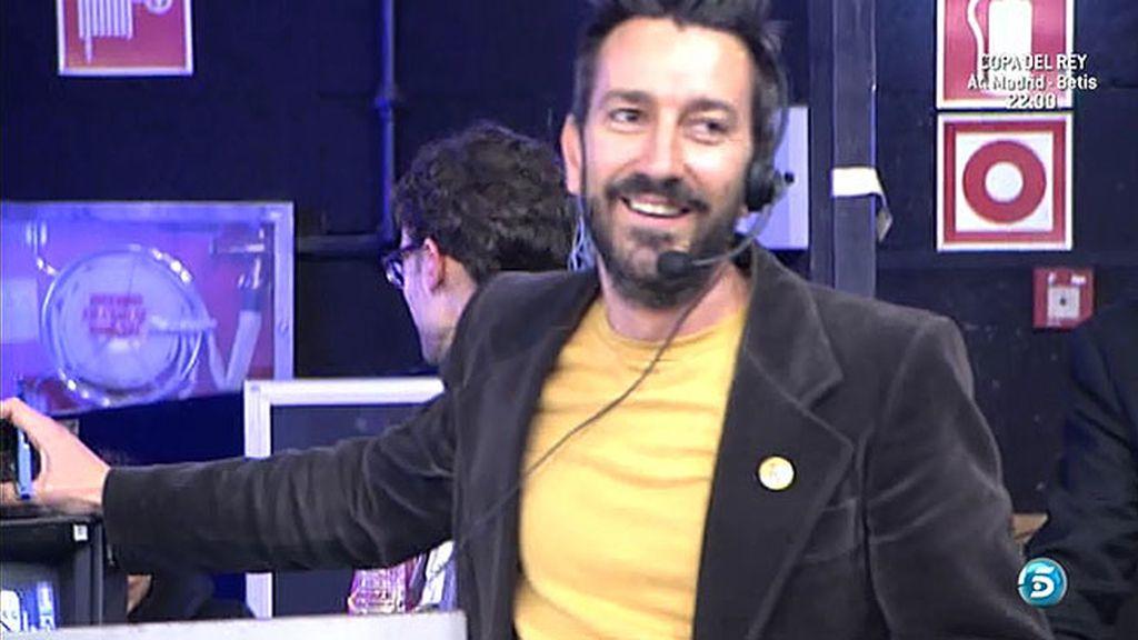 Jorge Javier Vázquez quería saber el nombre de uno de los superdotados
