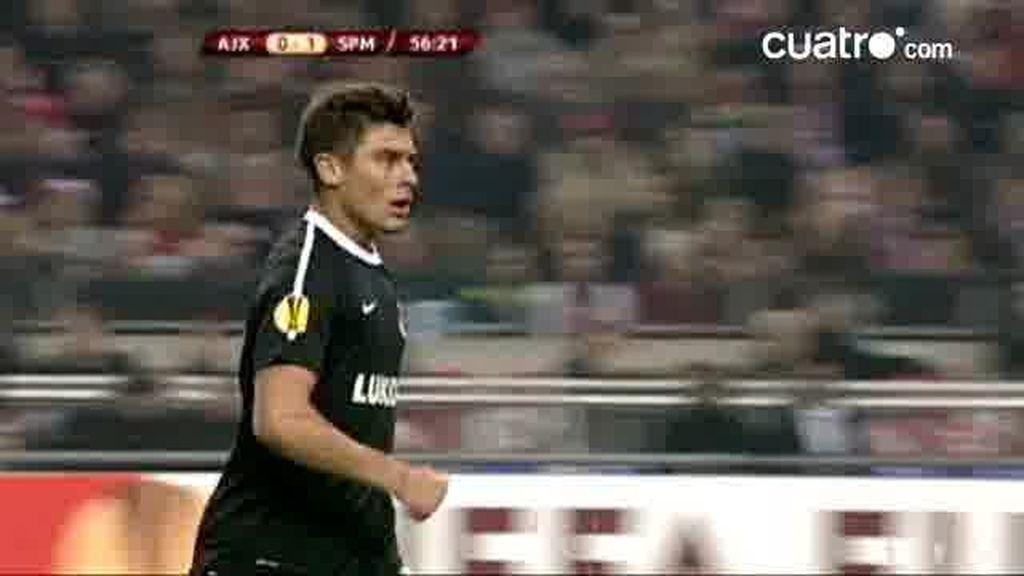 Lama apuesta por el gol de Alex