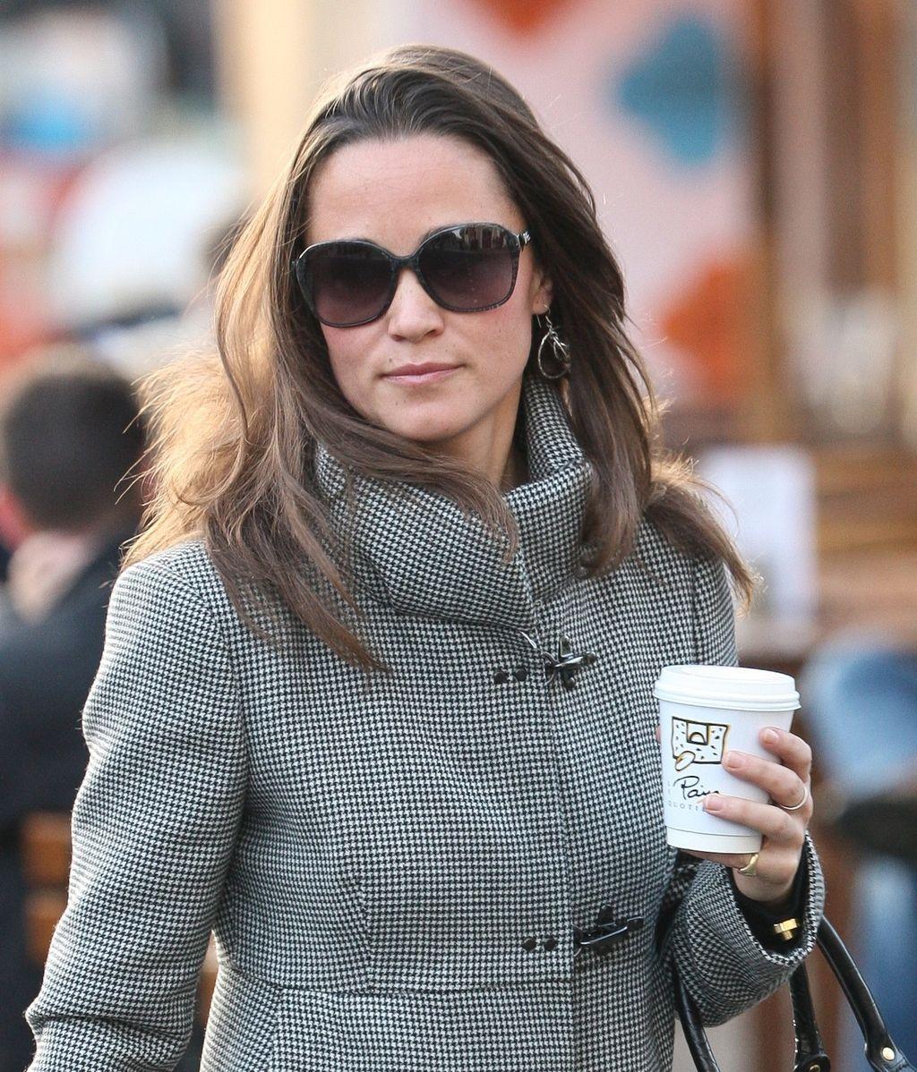 Pippa Middleton ha sido tachada de oportunista