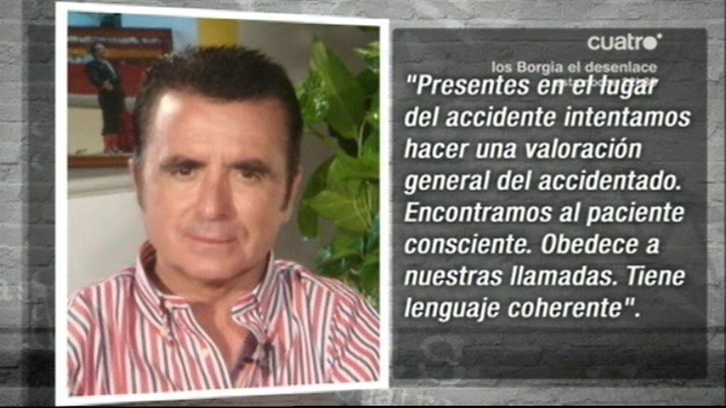 Novedades en el estado de Ortega Cano